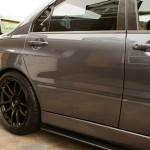 Mitsubishi Evo VIII Minor Correction Detail