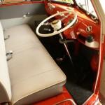 1959 23 Window Deluxe VW Camper Van Detail
