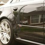 Audi RS4 Minor Correction Detail (GTechniq C1)